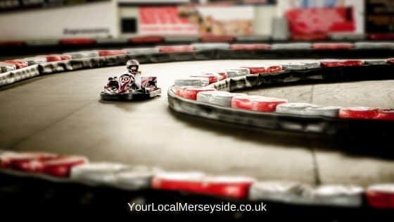Go Karting in Liverpool