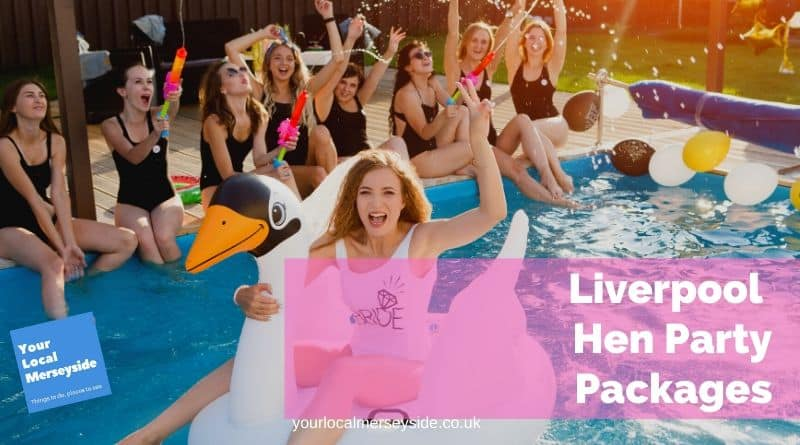 Liverpool Hen Party Packages