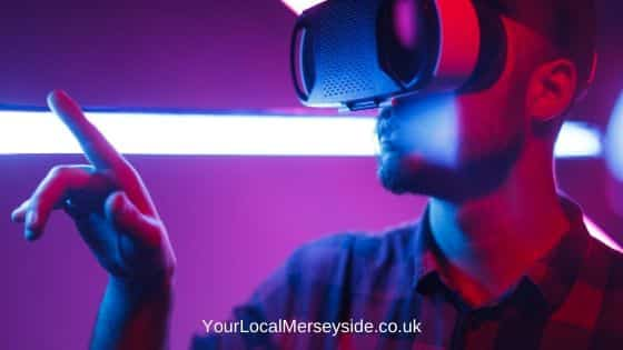 Virtual Reality in Liverpool